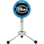 BLUE SNOWBALL ELECTRIC BLUE