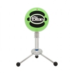 BLUE SNOWBALL NEON GREEN