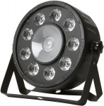 FRACTAL LIGHTS PAR LED 9x10 W + 1x20 W