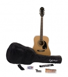 EPIPHONE DR 90S ACOUSTIC NA PLAYER PACK