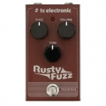 TC ELECTRONIC RUSTY FUZZ